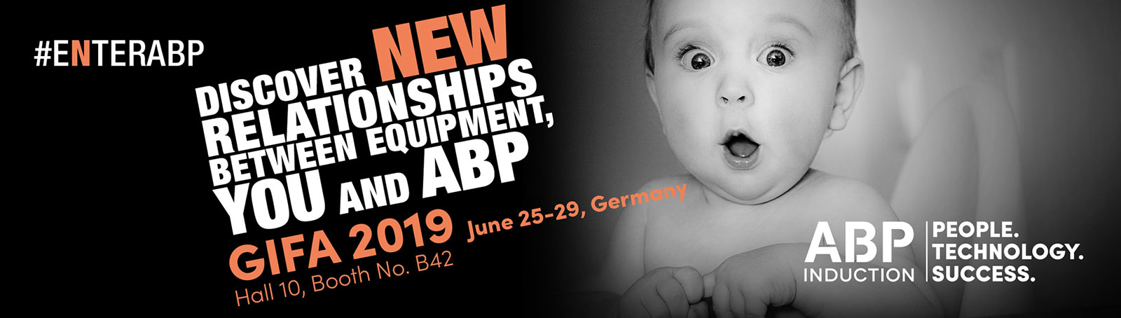 Discover new relationships - ABP at the GIFA 2019